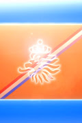 Netherlands football logo iphone wallpaper