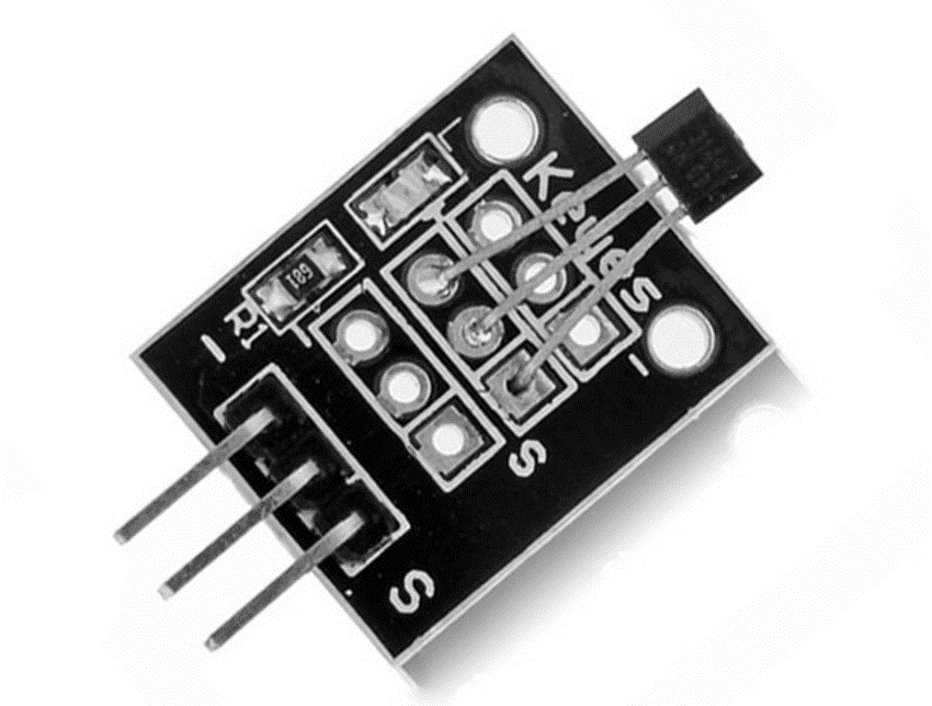 Sensor Hall KY-003 Arduino