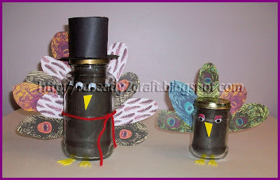http://ruready2craft.blogspot.com/2012/12/glass-jar-turkey-decoration.html