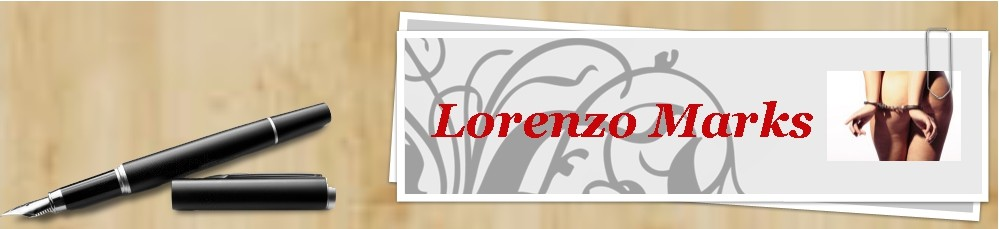 THE WORLD OF AUTHOR, LORENZO MARKS