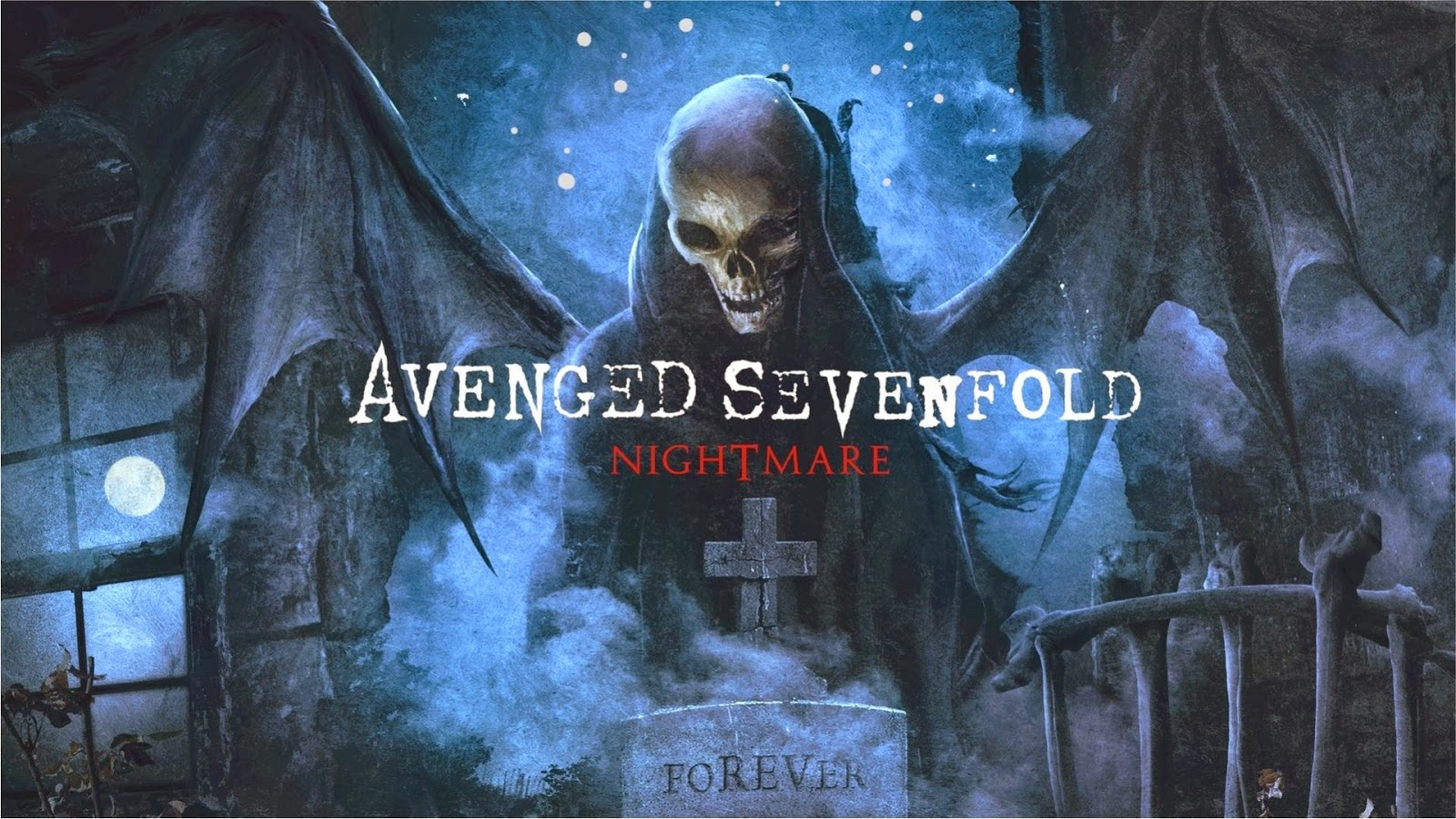 Wallpaper Avenged Sevenfold HD Terbaru