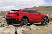 Lamborghini Urus V8