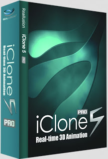 Reallusion iClone 5.4 Pro with Addons Free Download Software