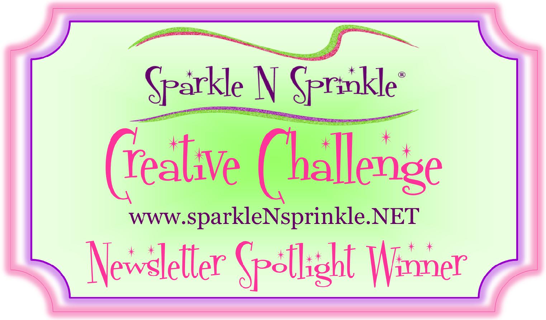 Creative Challenge Winner