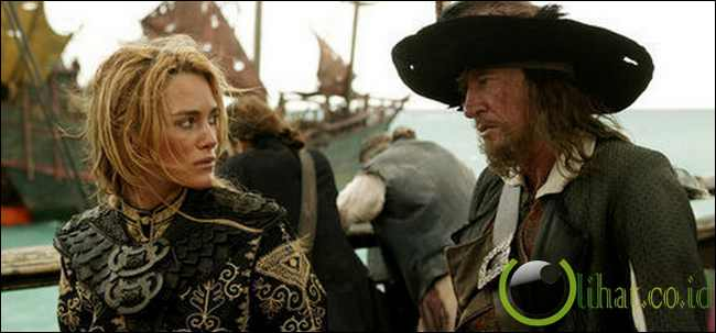 PIRATES OF CARIBBEAN: AT WORLD'S END (2007)