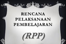 Panduan Teknis Penyusunan RPP