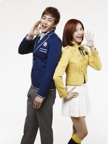 Yoona is and nichkhun dating