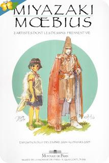MIYAZAKI MŒBIUS, 2 artistes dont les dessins prennent vie