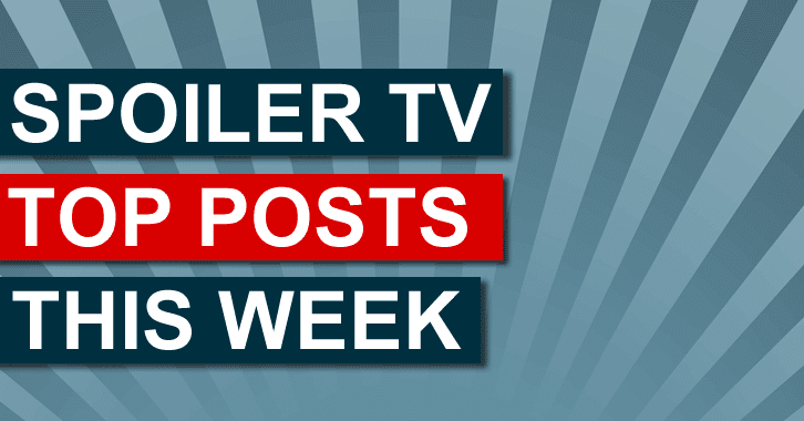 Top Posts of the Week - 26th October 2014
