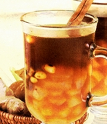 Resep dan Cara Membuat Minuman Wedang Serbat Bleng Kolang-kaling Nikmat