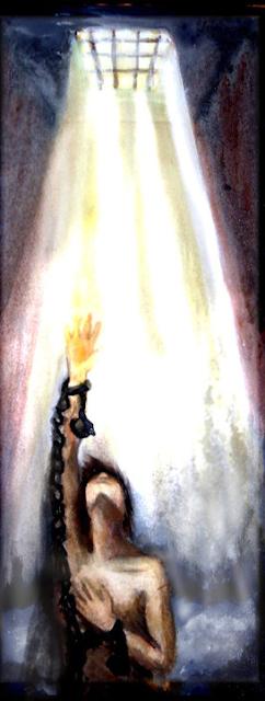 Νίκος Λυγερός, Ο αετός και το γεράκι - Ο φύλακας του φάρου - Ανθρωπότητα