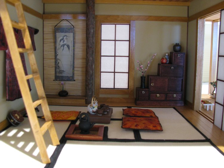 The Dolls House Japanese Dolls House Project