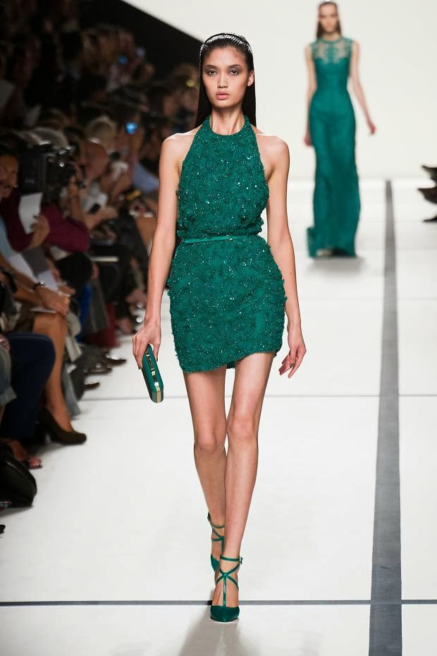 Provocative Woman: Elie Saab Spring, Summer Collection For ...