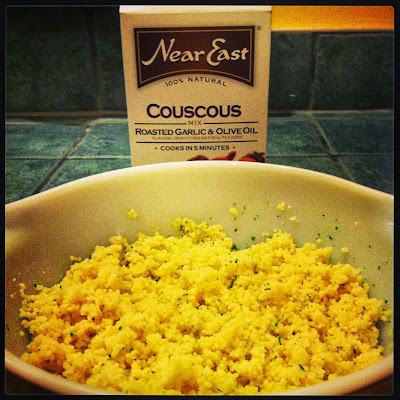 Near East Roasted Garlic & Olive Oil Couscous