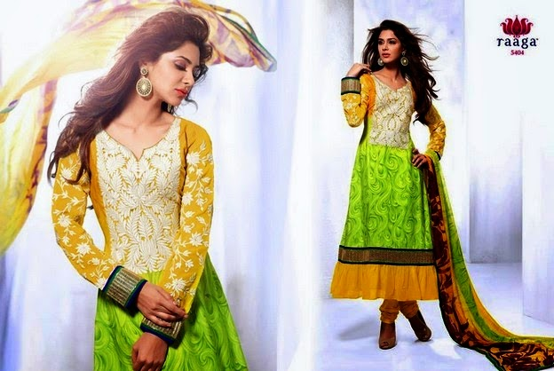 Indian Semi casual Dresses collection 2014
