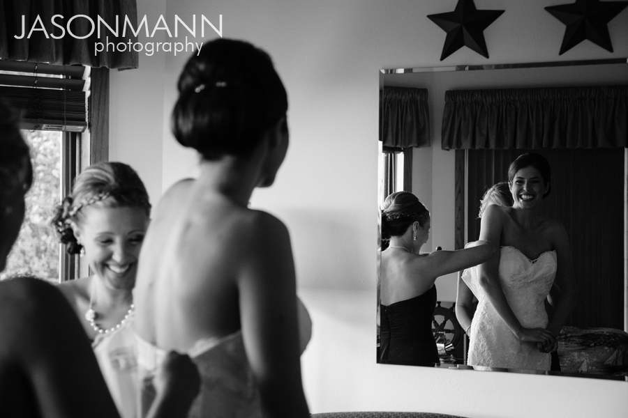 Jason Mann Photography - Door County Wedding Dress