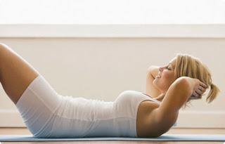 egzersiz yaparak yağ yakma