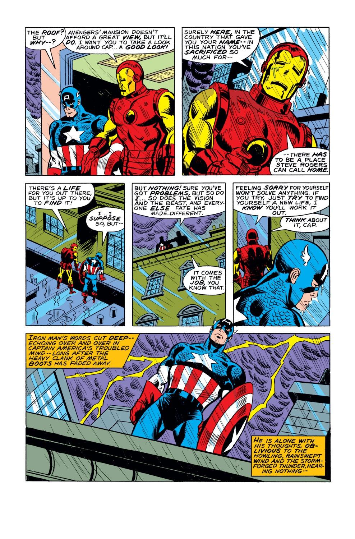 Captain America (1968) Issue #228 #142 - English 5
