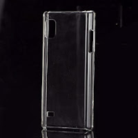 Slim Clear Crystal Case for LG Optimus LTE2 F160L
