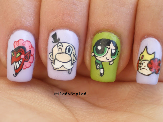 buttercup nails