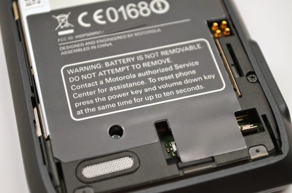 Baterai Non Removable Tanam Awet Kah Tekino