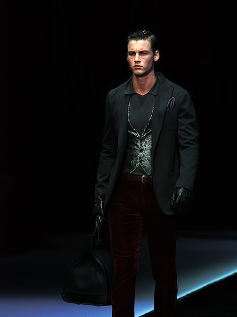 Giorgio Armani,  The Men's Project