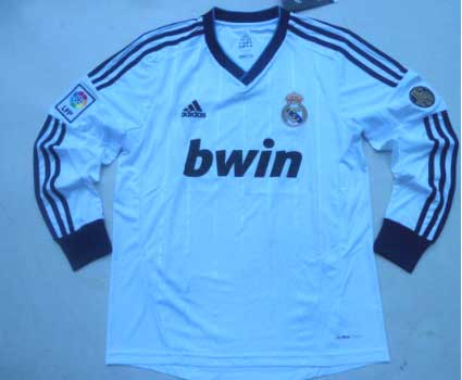 Ready Stok Jersey Real Madrid Long Slave