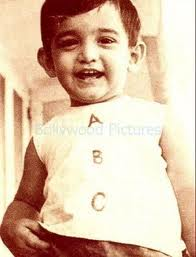 Amir Khan Bollywood Actor Chilhood Pics