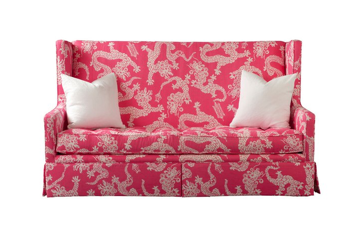 Chinoiserie Chic Lilly Pulitzer Palm Beach Chinoiserie
