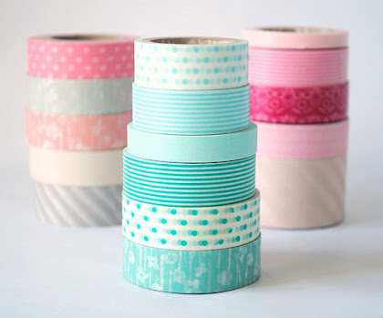 No sabes dnde comprar WASHI TAPE?