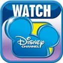 WATCH Disney Channel Icon Logo