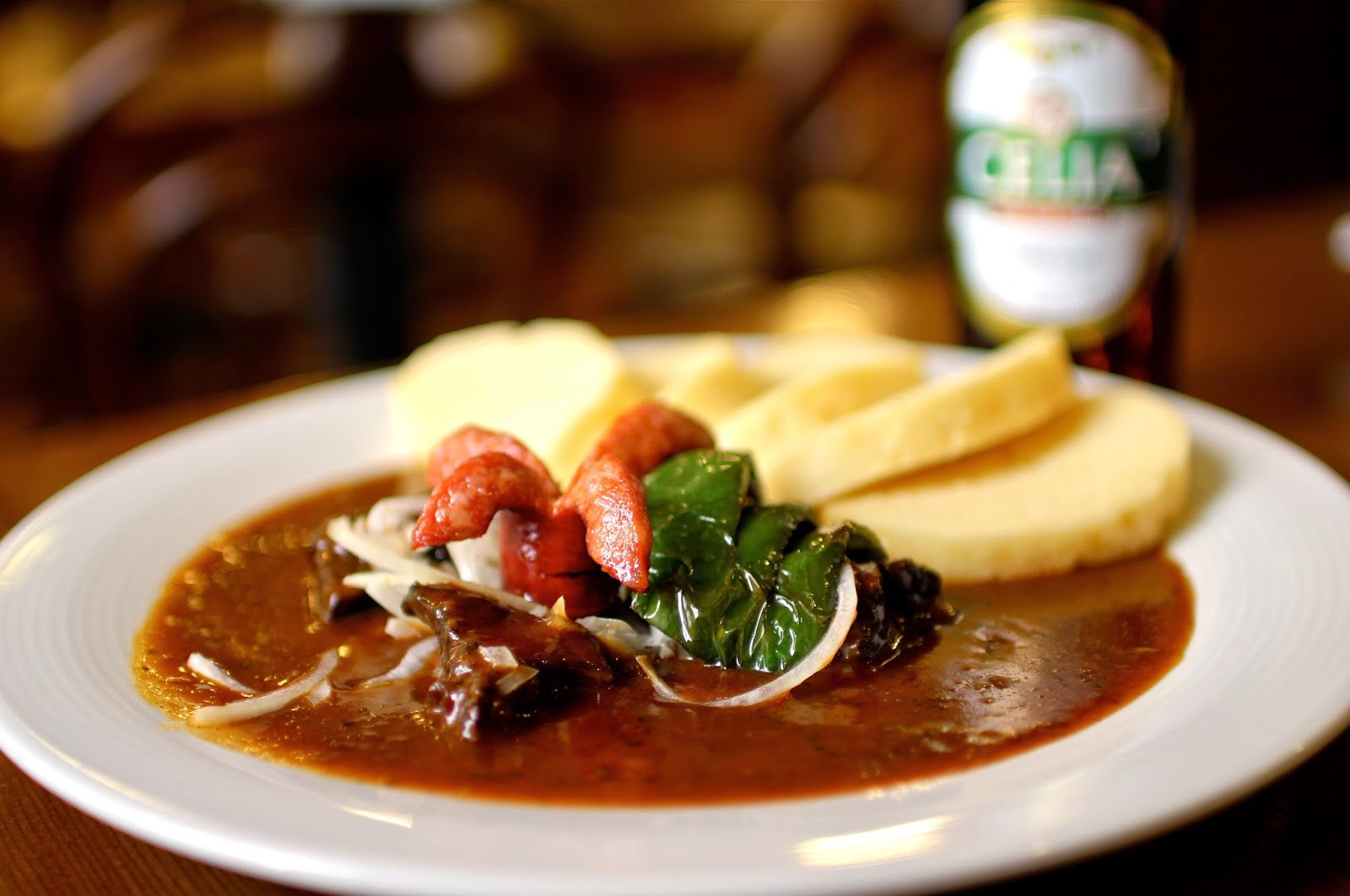 Gluten free goulash - Feasting Gluten Free in Prague