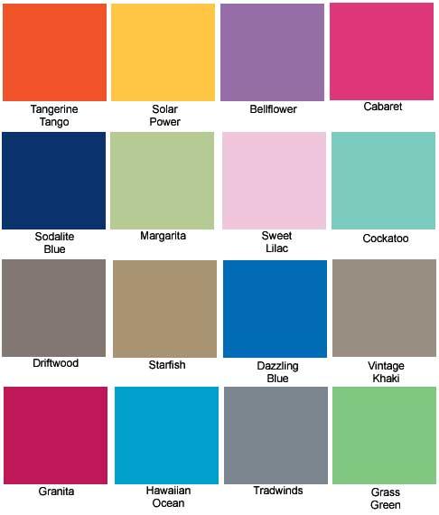 Chic Advisor Pantone Spring 2012 Fashion Color