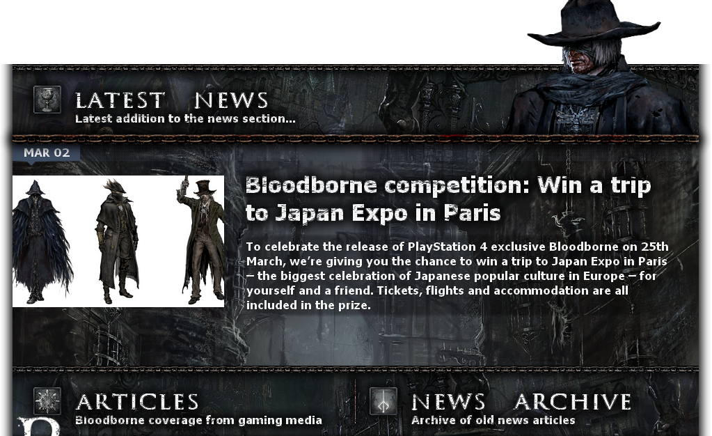 Bloodborne Latest News