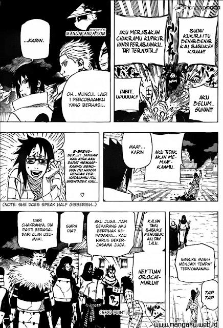 Komik Naruto 627 Bahasa Indonesia halaman 12