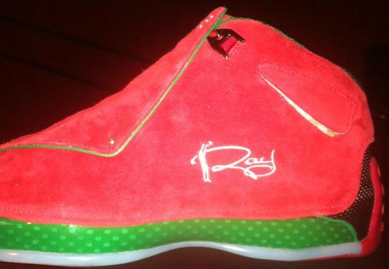 cheap for discount e153f f2dbd Air Jordan 18 Retro Ray Allen