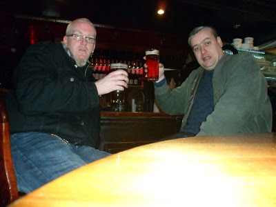 Cheers from the Blind Beggar!