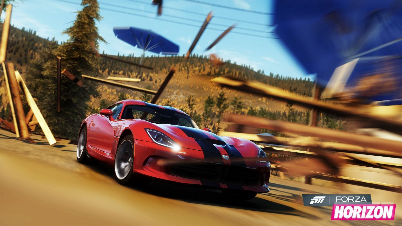 Forza Horizon HD & Widescreen Wallpaper 0.823092323060429