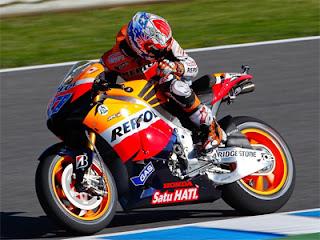 Satu Hati, Honda, Moto GP