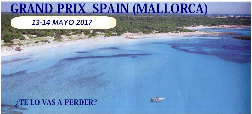 GRAND PRIX  MALLORCA IN SPAIN