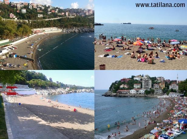 Zonguldak Kapuz Plajı