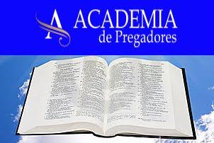 ACADEMIA DE PREGADORES