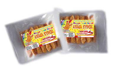 Nugget Ayam Stick Hot- Anak Sehat Foods