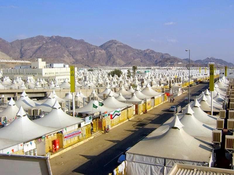 PhotoCredit & Mail2Day: Tent City   Mina Saudi Arabia (10 pics)