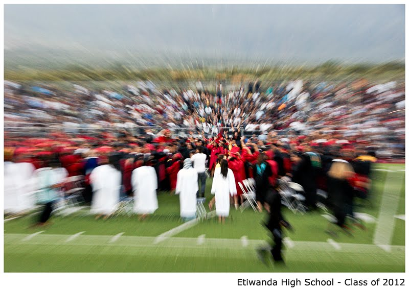 The Class of 2012 - Etiwanda High School in California
