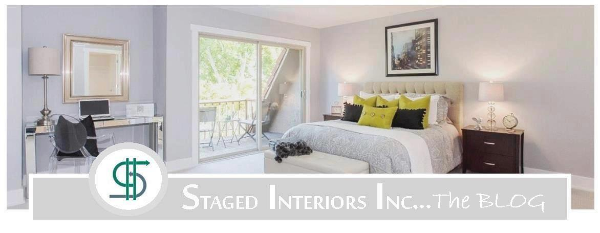 Staged Interiors Inc. The Blog