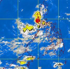 Weather Update PAGASA May 2012