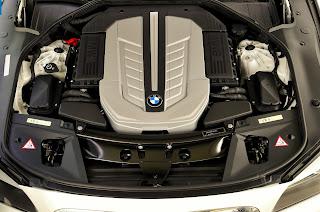 bmw 760li engine - صور محرك بي ام دبليو 760li