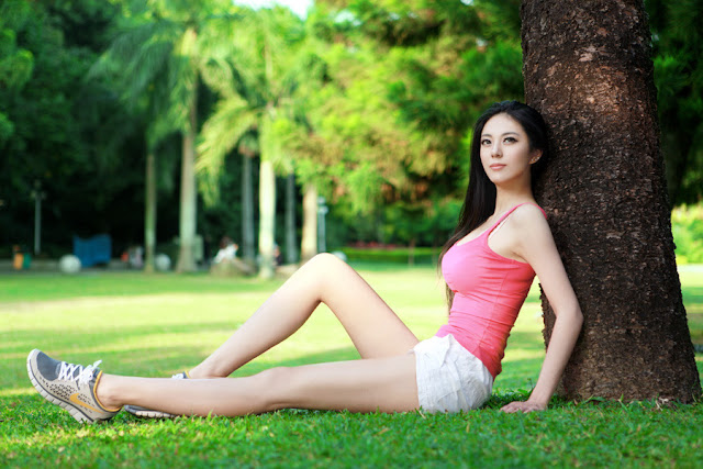 Chinese Celeb Super Model Ai Shangzhen-09