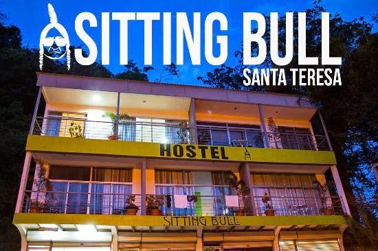Sitting Bull Hostel, Santa Teresa, Península de Nicoya, Costa Rica.